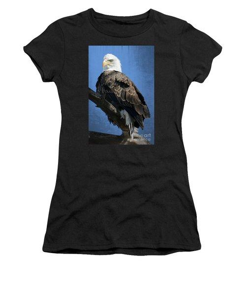 Eagle Eye Women's T-Shirt (Athletic Fit)