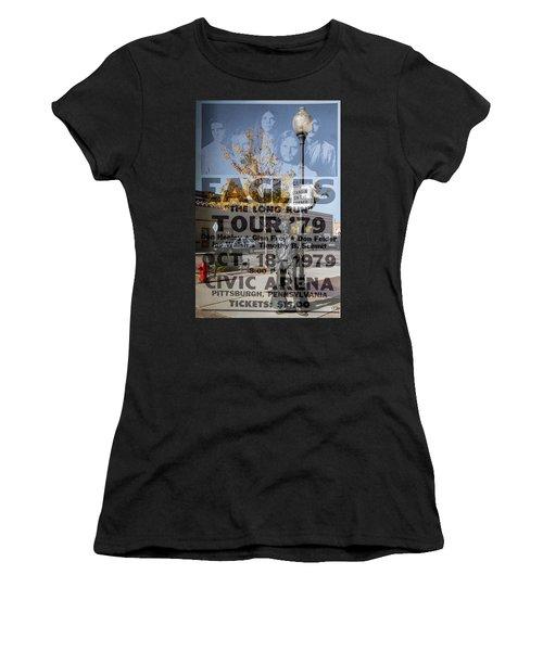 Eagles The Long Run Tour Women's T-Shirt