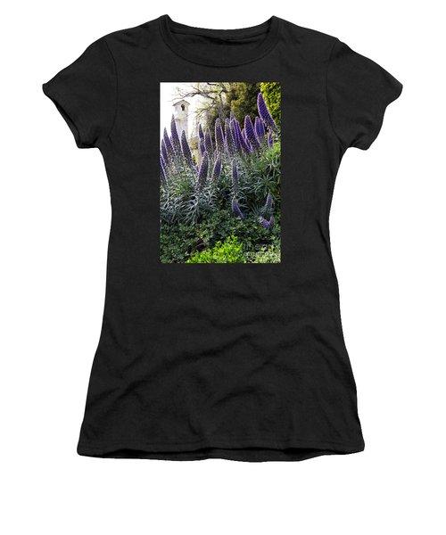 Echium And Tower Women's T-Shirt