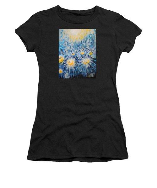 Edentian Garden Women's T-Shirt (Athletic Fit)