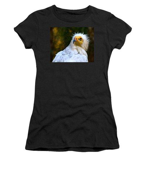 Egyptian Vulture Women's T-Shirt