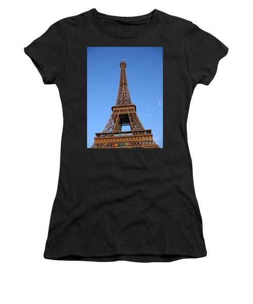Eiffel Tower 2005 Ville Candidate Women's T-Shirt