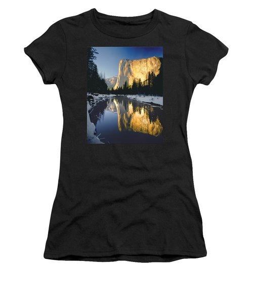 2m6542-el Cap Reflect Women's T-Shirt