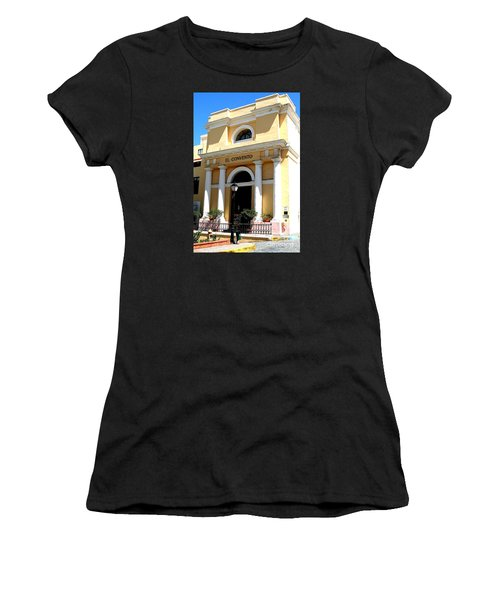 El Convento Hotel Women's T-Shirt (Athletic Fit)