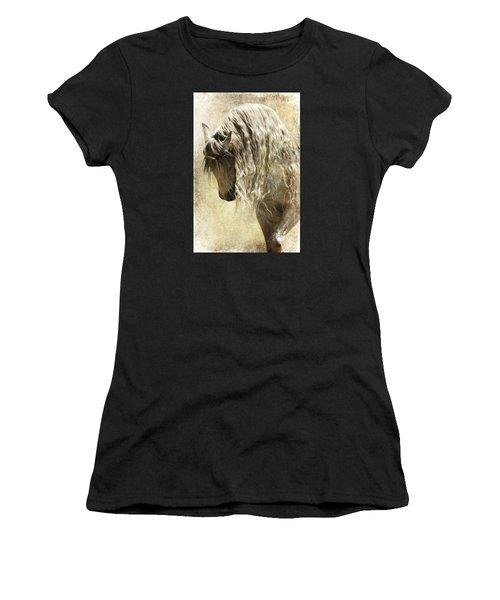Elegance Women's T-Shirt (Athletic Fit)