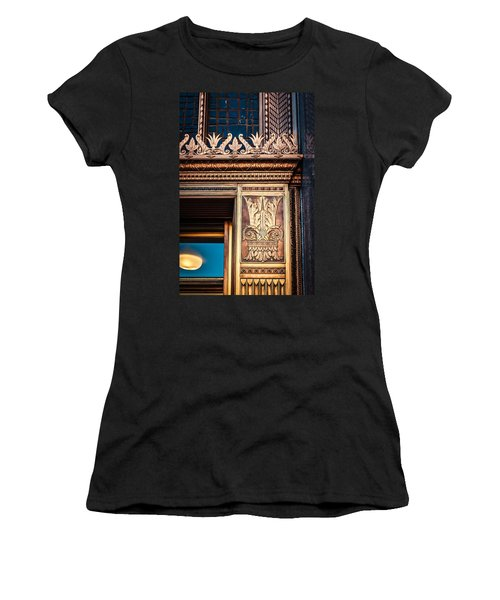 Elegant And Old Women's T-Shirt