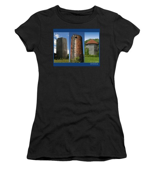 Elegy To Family Farms Women's T-Shirt (Athletic Fit)