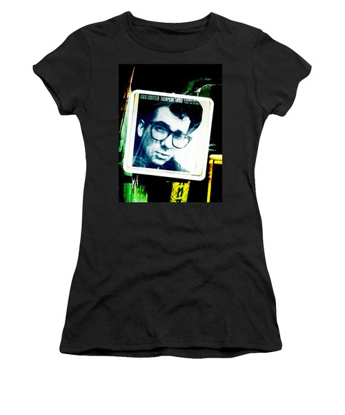 Elvis Costello Women's T-Shirt (Athletic Fit)