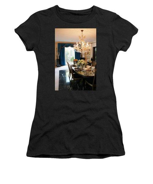 Elvis Presley's Dining Room Women's T-Shirt