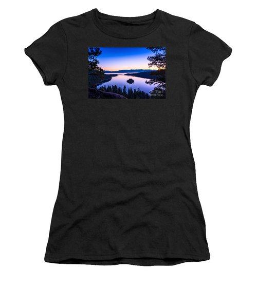 Emerald Bay Sunrise Women's T-Shirt