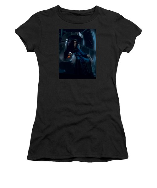 Emperor Palpatine Women's T-Shirt (Athletic Fit)