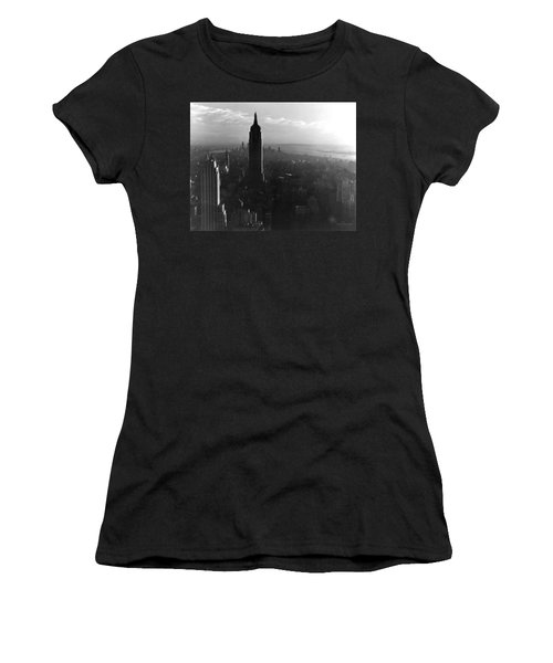 Empire State Building Women's T-Shirt