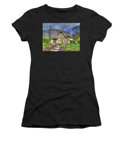 English Country Cottage Women's T-Shirt