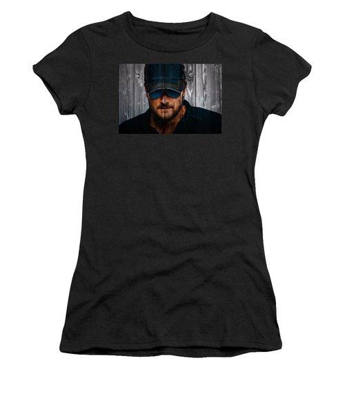 Eric Church Women's T-Shirt (Athletic Fit)