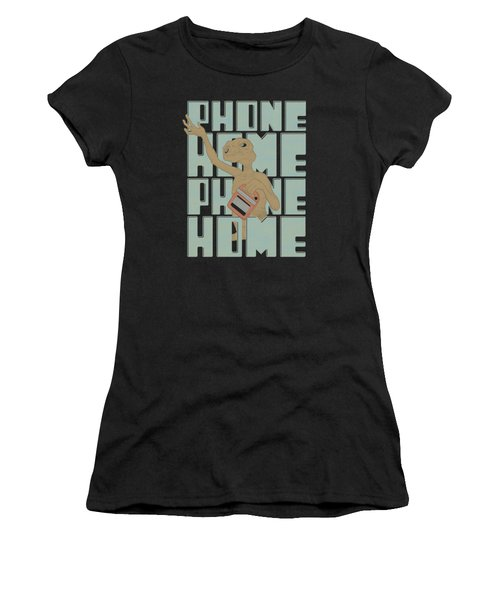 Et - Dropped Calls Women's T-Shirt