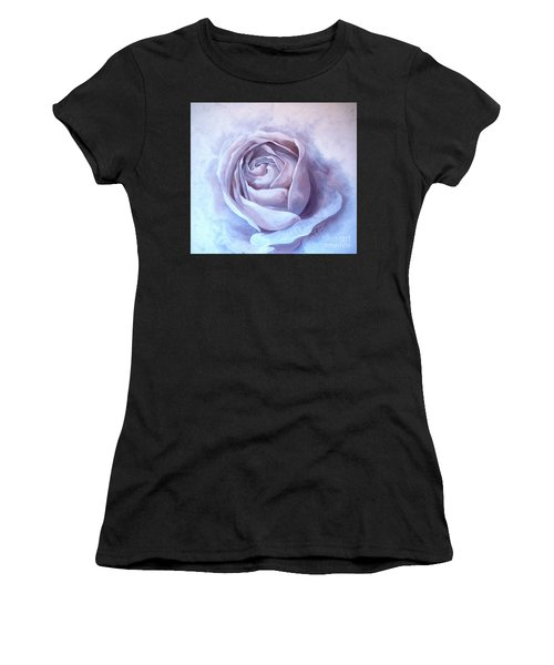 Ethereal Rose Women's T-Shirt (Athletic Fit)