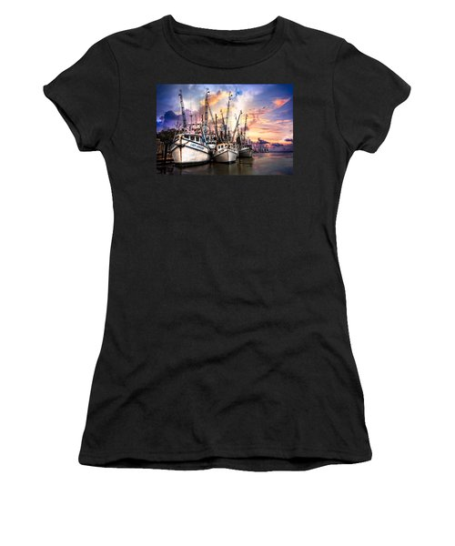 Evening Colors Women's T-Shirt