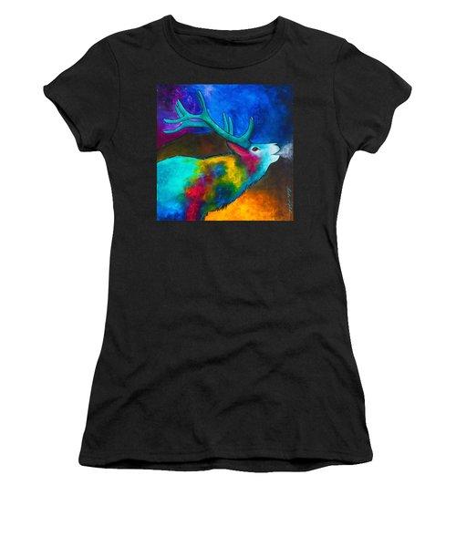 Evening Elk Women's T-Shirt