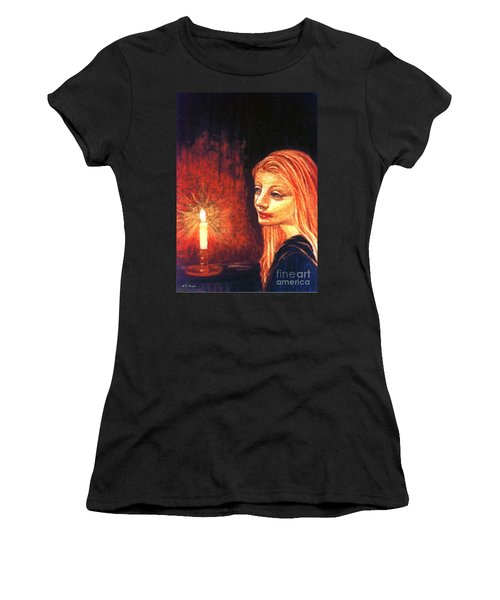 Evening Prayer Women's T-Shirt (Athletic Fit)