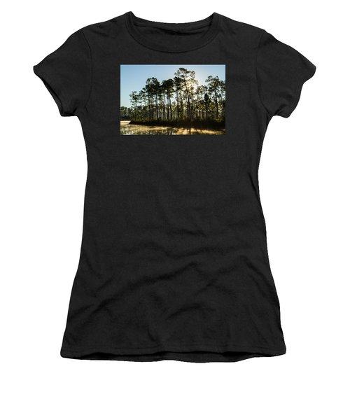 Everglades Sunrise Women's T-Shirt