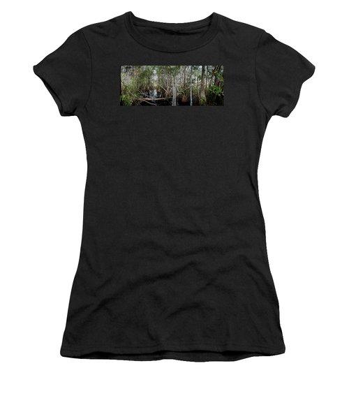 Everglades Swamp-1 Women's T-Shirt