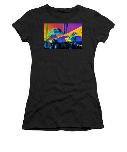 Exotic Parasols Women's T-Shirt (Athletic Fit)