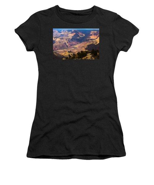Expanse At Desert View Women's T-Shirt