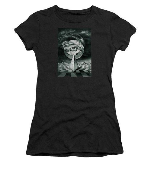 Eye Of The Dark Star Women's T-Shirt