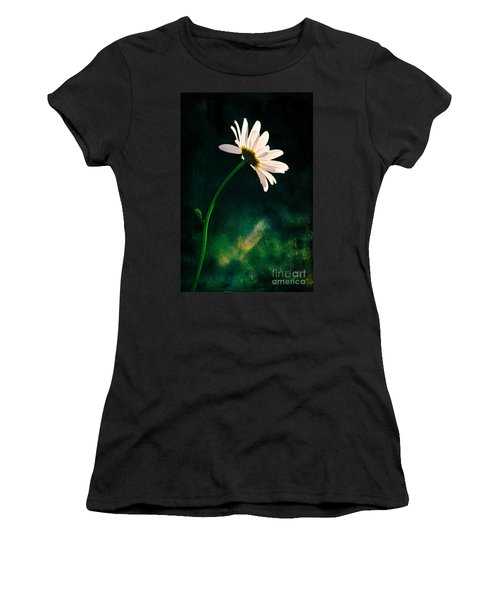 Facing The Sun Women's T-Shirt (Athletic Fit)