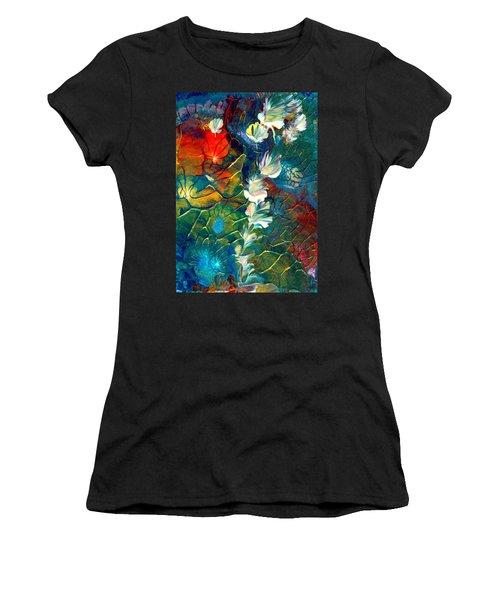 Fairy Dust Women's T-Shirt (Athletic Fit)
