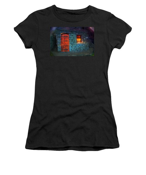 Fairy Tale Cabin Women's T-Shirt
