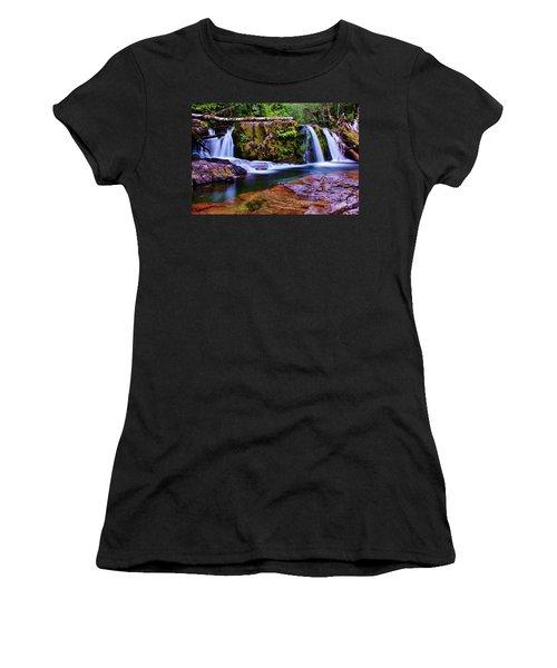 Fall Creek Oregon 3 Women's T-Shirt