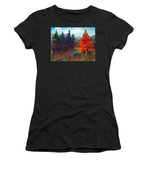 Fall Day Women's T-Shirt