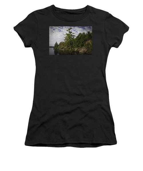Fall In Northern Ontario Women's T-Shirt