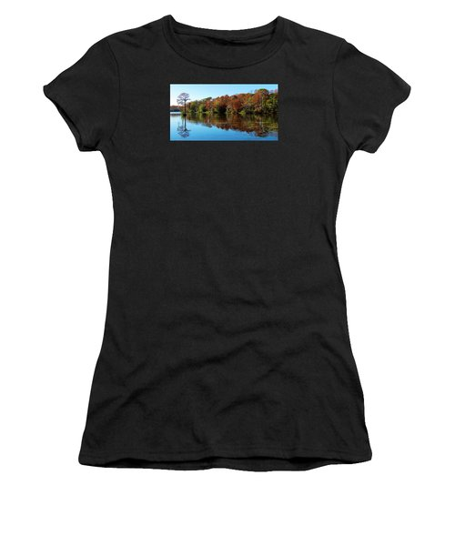 Fall In The Air Women's T-Shirt