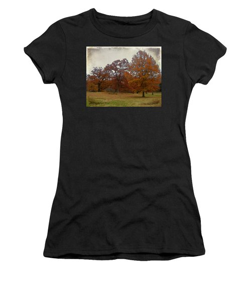 Fall On Antioch Road Women's T-Shirt