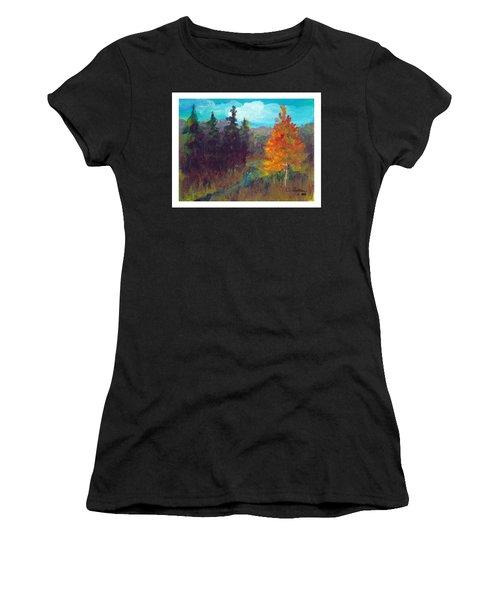 Fall View Women's T-Shirt