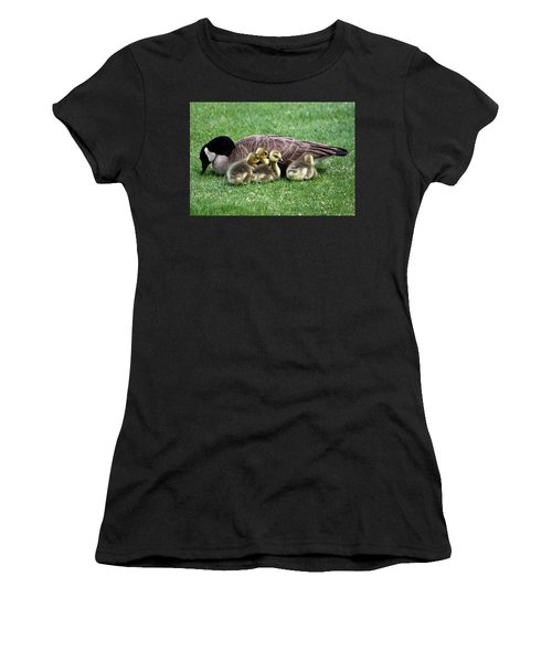 Family Gathering Women's T-Shirt (Athletic Fit)