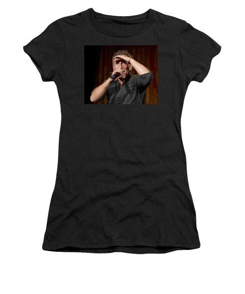 Fan Scan Women's T-Shirt (Athletic Fit)