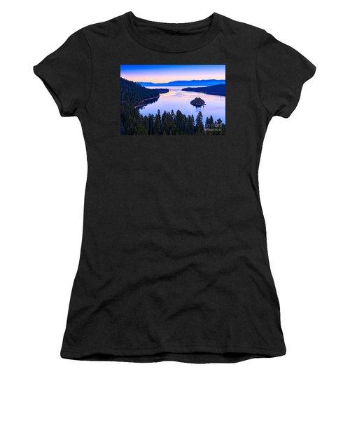 Fannette Island Sunrise Women's T-Shirt