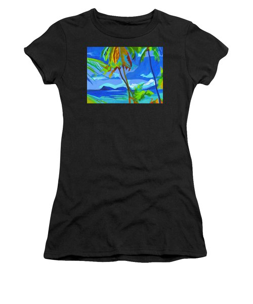 Dream Islands. Maui Women's T-Shirt