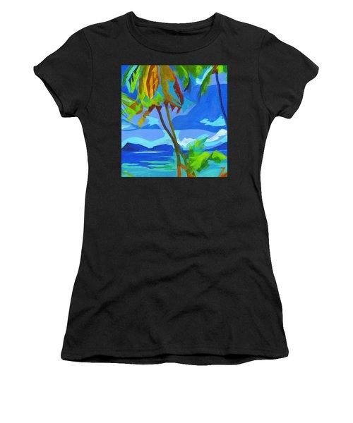 Dream Islands. Maui Women's T-Shirt