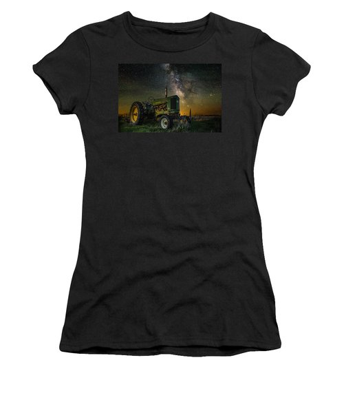 Farming The Rift 3 Women's T-Shirt (Athletic Fit)