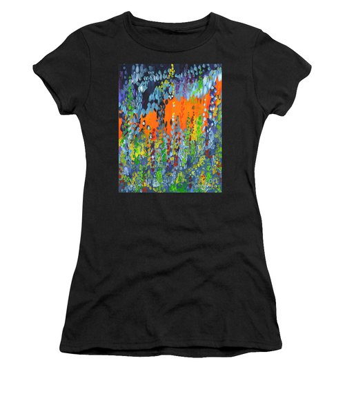 Faux Geo Women's T-Shirt