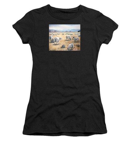Feed My Sheep Women's T-Shirt