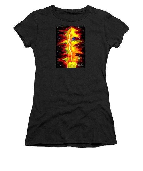 Feminine Spirit Women's T-Shirt (Athletic Fit)