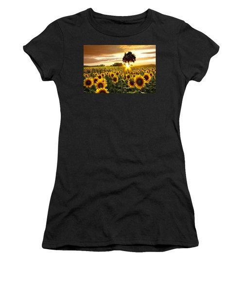 Fields Of Gold Women's T-Shirt