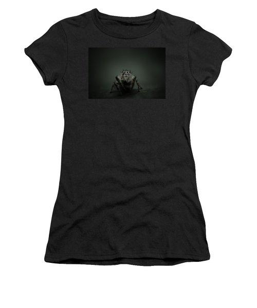 Filbert The Jumping Spider Women's T-Shirt