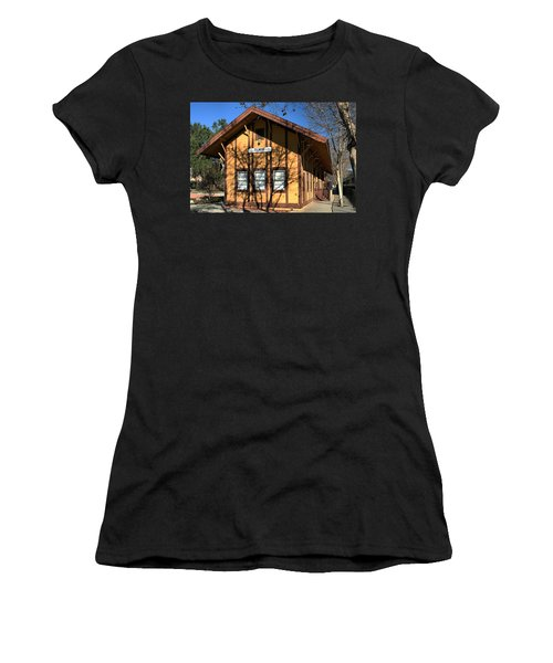 Fillmore Station Women's T-Shirt (Athletic Fit)