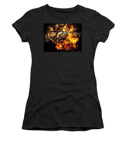Fire Fairies Women's T-Shirt
